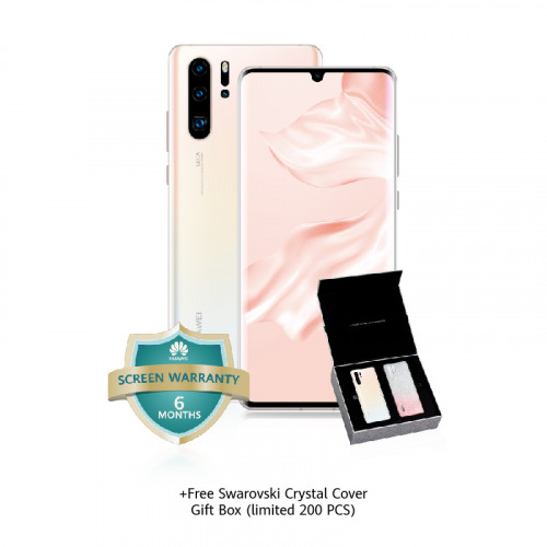 HUAWEI P30 Pro Pearl White Limited Edition - Pearl White