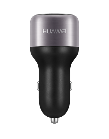 HUAWEI QuickCharge™ Car Charger - أسود