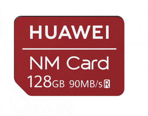 HUAWEI 128GB NANO MEMORY CARD - Red