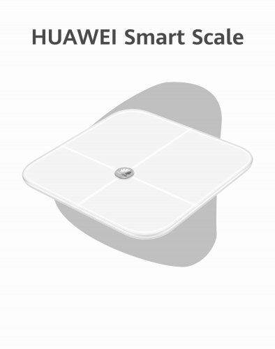 HUAWEI Smart Scale - أبيض