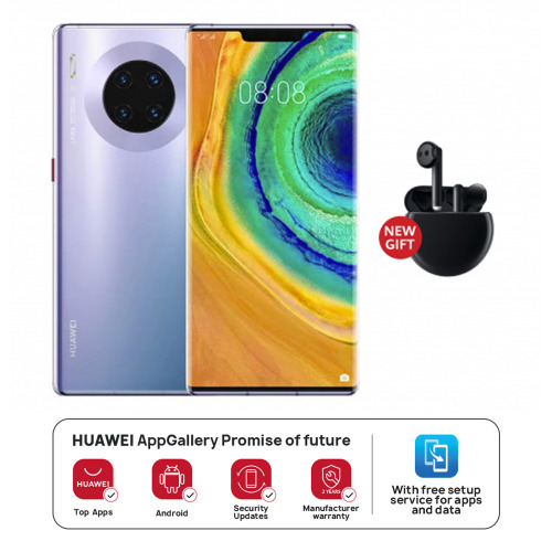 HUAWEI Mate 30 Pro - Space Silver