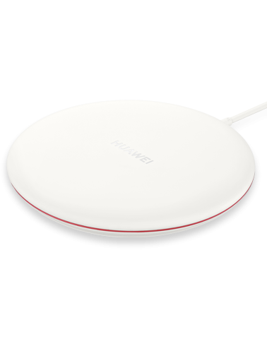 HUAWEI Wireless Charger - أبيض